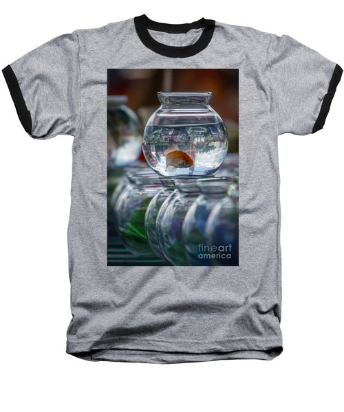 Win A Goldfish Baseball T-Shirt