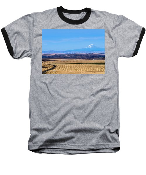 Wind And Wheat Baseball T-Shirt