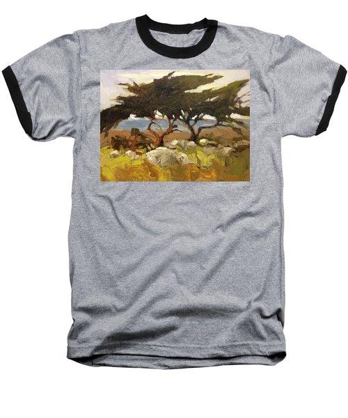 Wind Blown Baseball T-Shirt