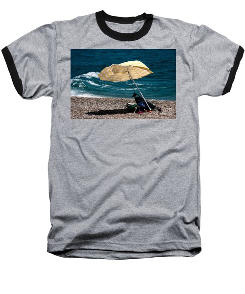 Baseball T-Shirt featuring the photograph Wind  by Bruno Spagnolo