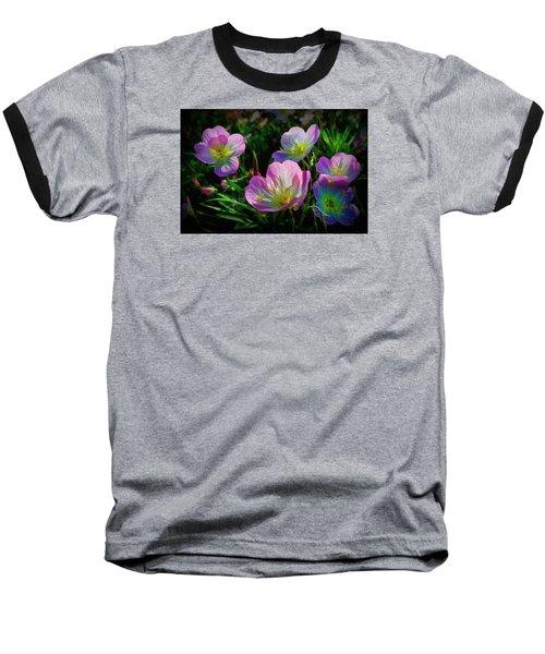 Wind Dancers Baseball T-Shirt