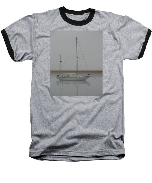 Baseball T-Shirt featuring the photograph Wind Fall by Laura Ragland