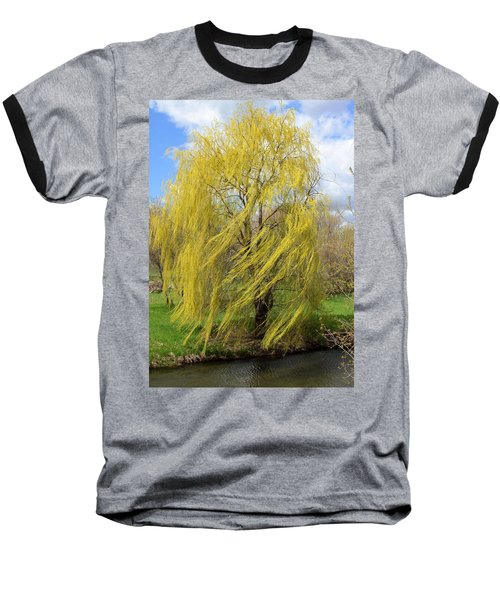 Wind In The Willow Baseball T-Shirt