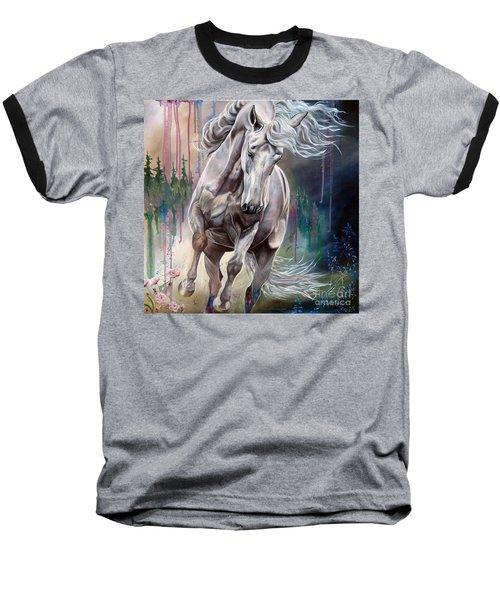 Wind Swept Baseball T-Shirt