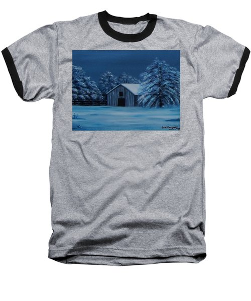Windburg Barn 2 Baseball T-Shirt