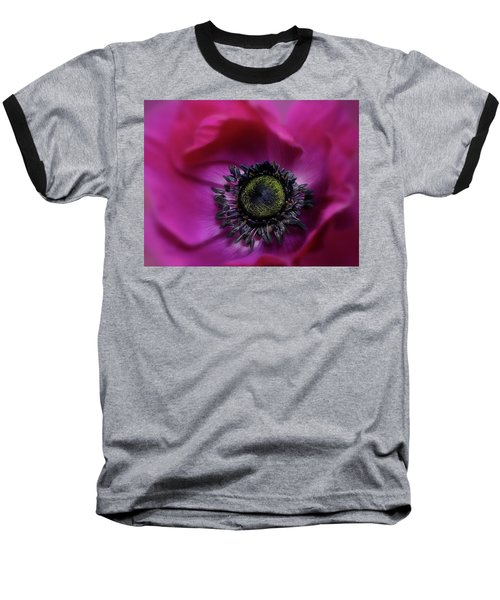 Windflower Baseball T-Shirt