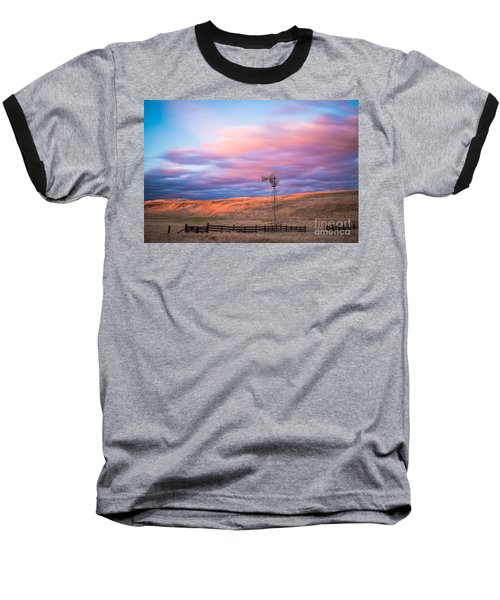 Windmill Le Baseball T-Shirt