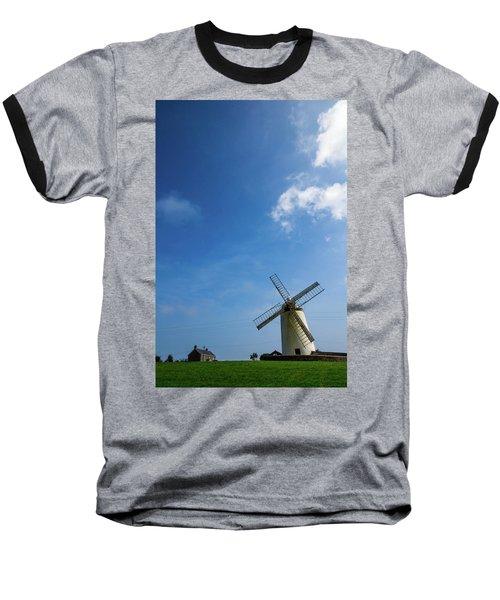 Windmill Baseball T-Shirt