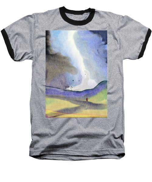 Windmills Of The Mind Baseball T-Shirt
