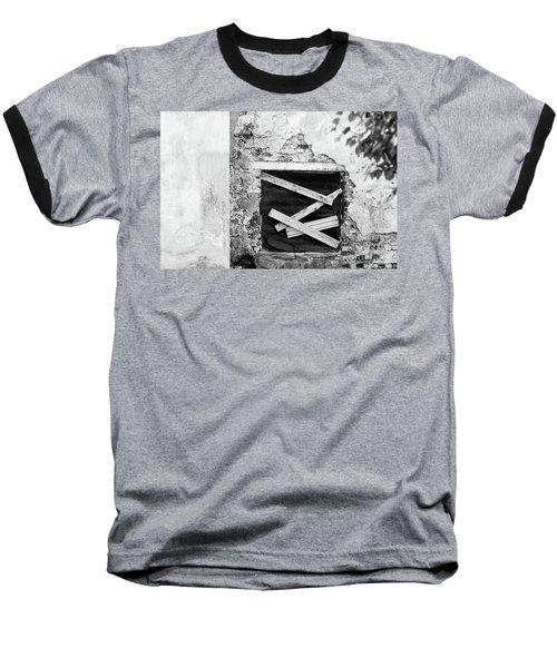 Window #2895 Baseball T-Shirt
