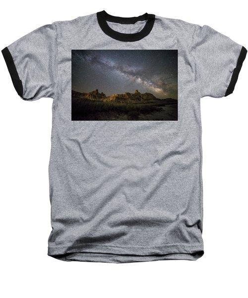 Window Baseball T-Shirt by Aaron J Groen