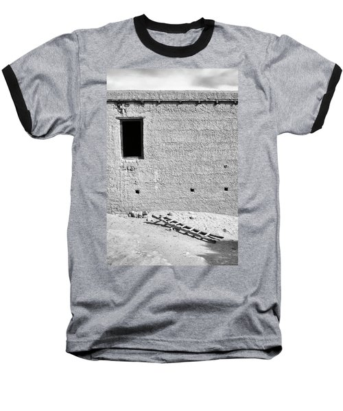 Window And Ladder, Shey, 2005 Baseball T-Shirt