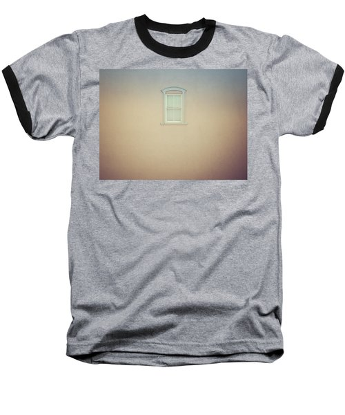 Window And Wall Baseball T-Shirt