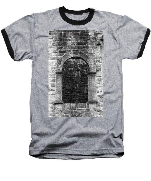 Window At Donegal Castle Ireland Baseball T-Shirt