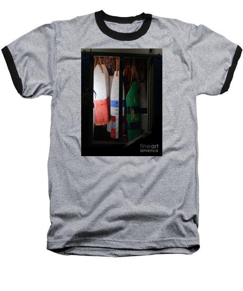 Window Buoys Key West Baseball T-Shirt