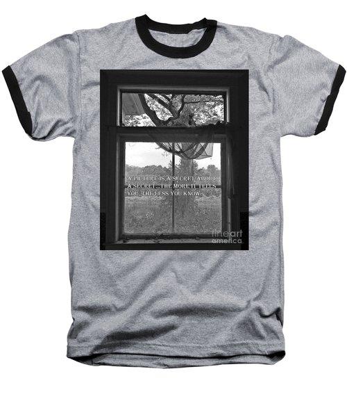 Window Baseball T-Shirt
