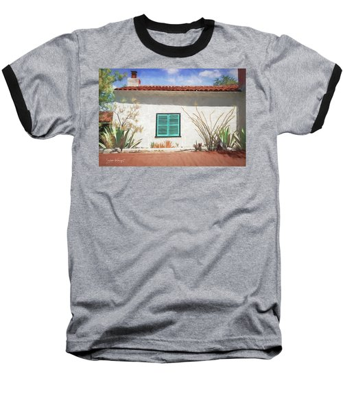 Window In Oracle Baseball T-Shirt