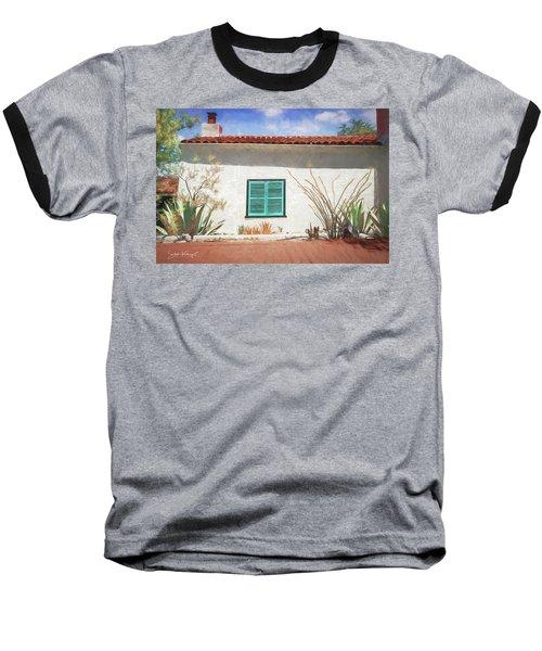 Window In Oracle Baseball T-Shirt