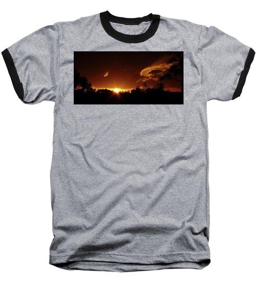 Window In The Sky Baseball T-Shirt