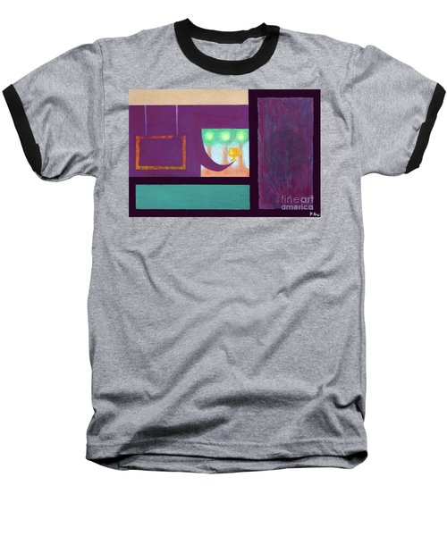Window Seat Baseball T-Shirt