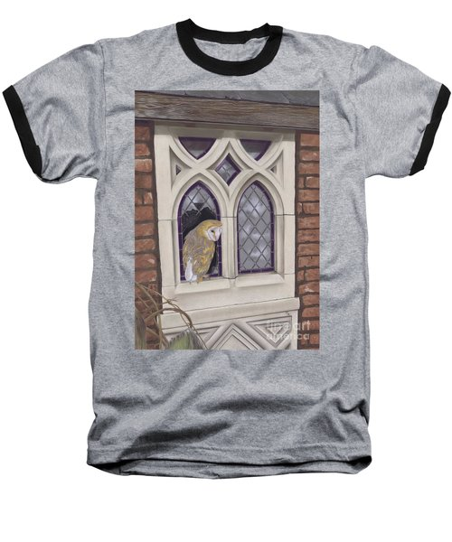 Window Shopping Baseball T-Shirt