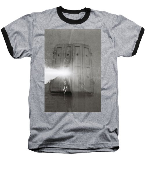 Window Street Baseball T-Shirt