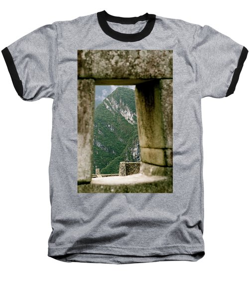 Window To The Gifts Of The Pachamama Baseball T-Shirt
