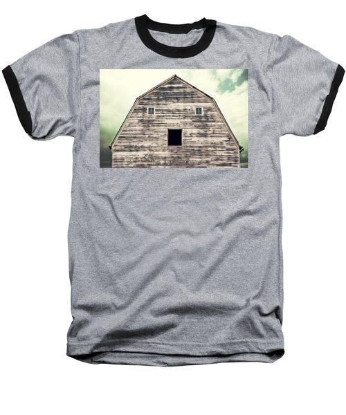 Baseball T-Shirt featuring the photograph Window To The Soul by Julie Hamilton