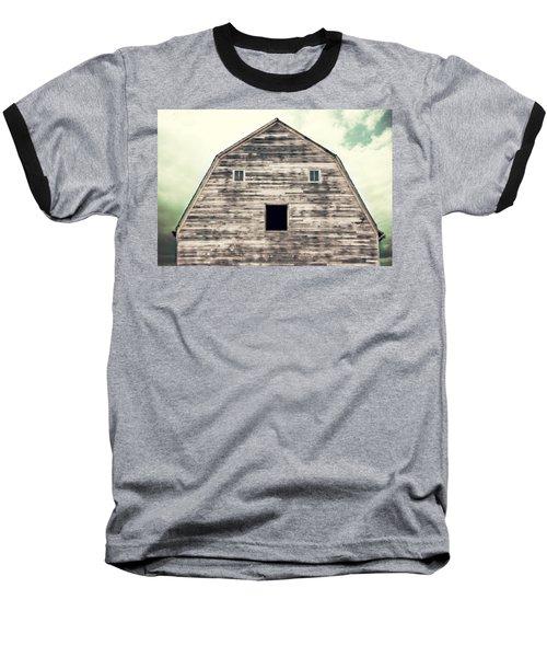 Window To The Soul Baseball T-Shirt by Julie Hamilton