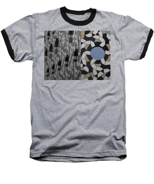 Windows Greenwich 01 Baseball T-Shirt