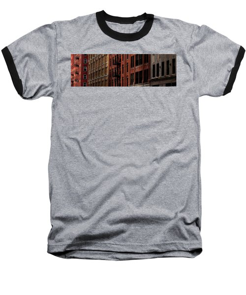 Windows Of New York Baseball T-Shirt