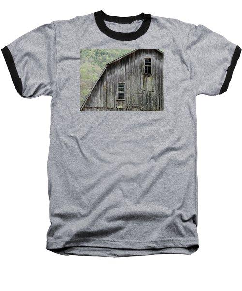 Windows Of The Past Baseball T-Shirt