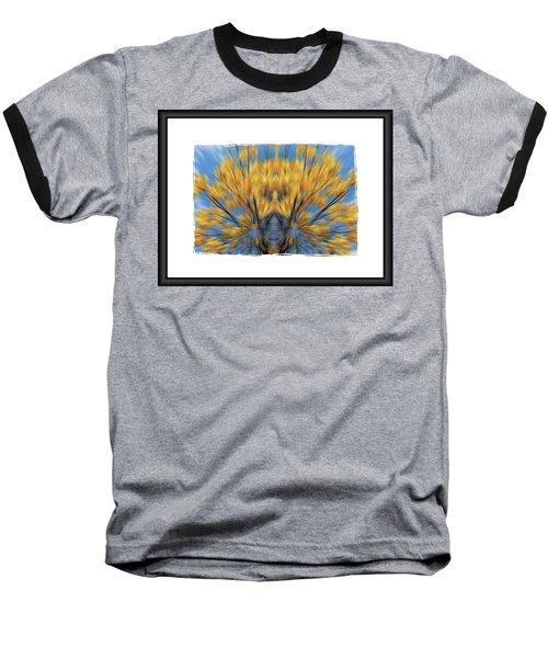 Windows Of The Soul Baseball T-Shirt by Beto Machado