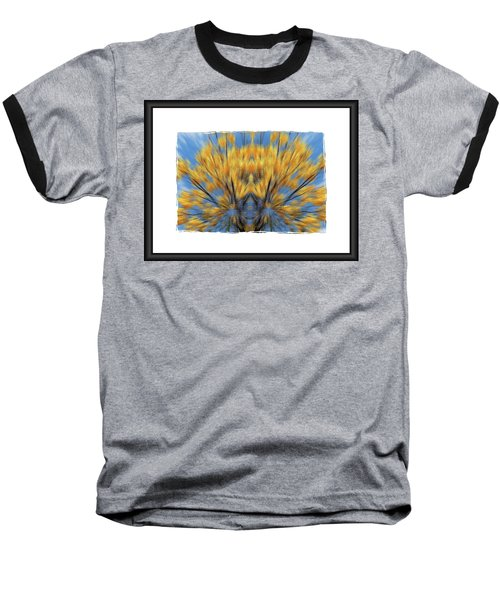 Windows Of The Soul Baseball T-Shirt