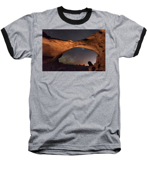 Windows To Heaven Baseball T-Shirt