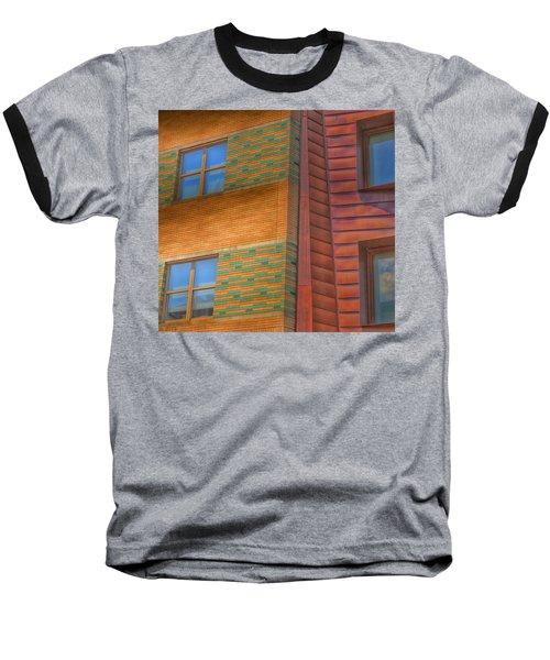 Windowscapes Baseball T-Shirt