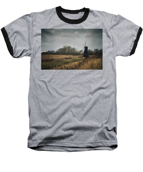 Windpump Baseball T-Shirt