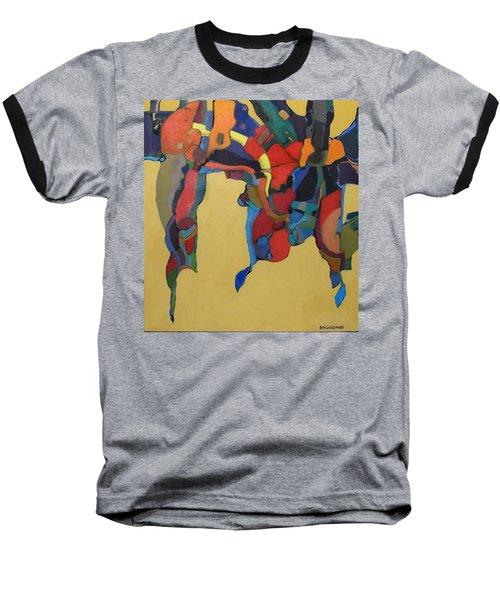Windsong Baseball T-Shirt by Bernard Goodman