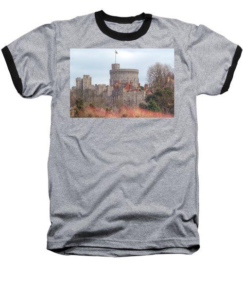 Windsor Castle Baseball T-Shirt