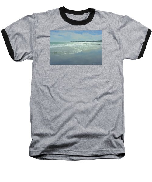 Windsurfer Little Compton, Ri Baseball T-Shirt