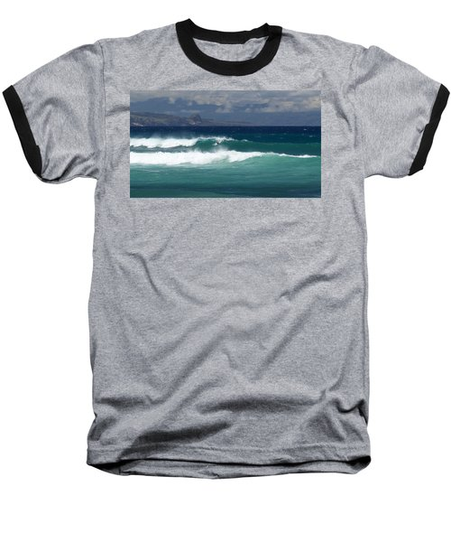 Windswept Ho'okipa Baseball T-Shirt