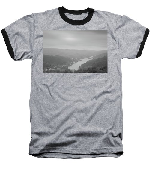 Baseball T-Shirt featuring the photograph Windy by Bruno Rosa