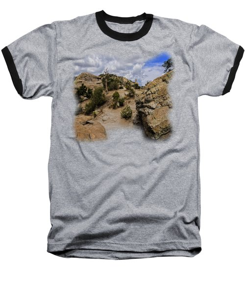 Windy Point No.13 Baseball T-Shirt by Mark Myhaver
