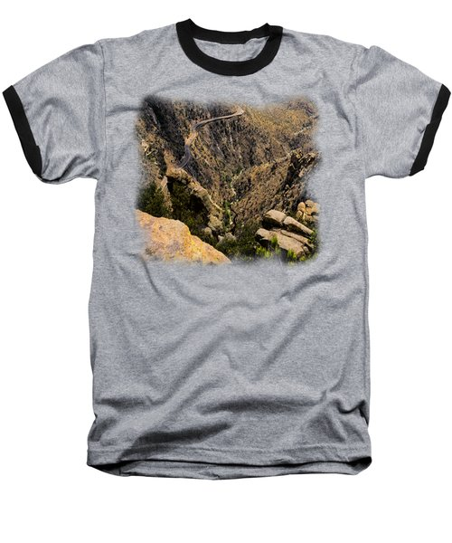 Windy Point No.9 Baseball T-Shirt by Mark Myhaver