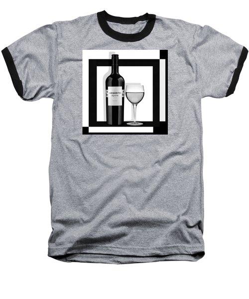 Wine Anyone Baseball T-Shirt