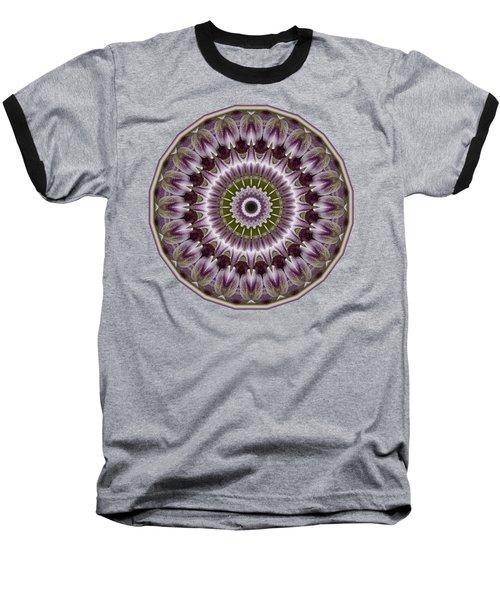 Wine Roses And Thorns Baseball T-Shirt