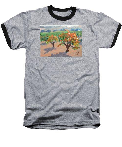 Winery Addiction Baseball T-Shirt