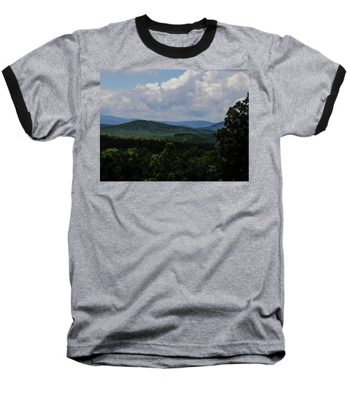 Winery Hlils Baseball T-Shirt