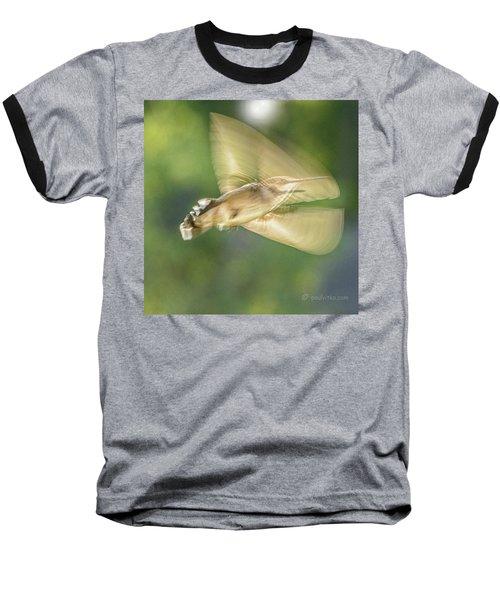 Wing Shadow Baseball T-Shirt