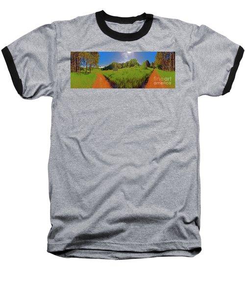 Wingate, Prairie, Pines Trail Baseball T-Shirt